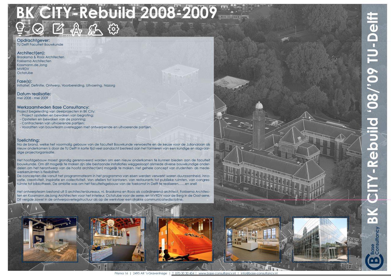 BK City Rebuild TU Delft