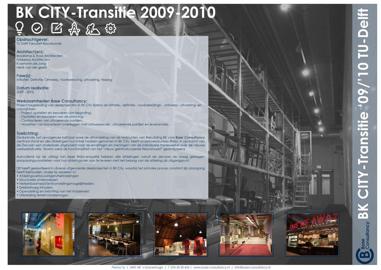 BK City Transitie TU Delft