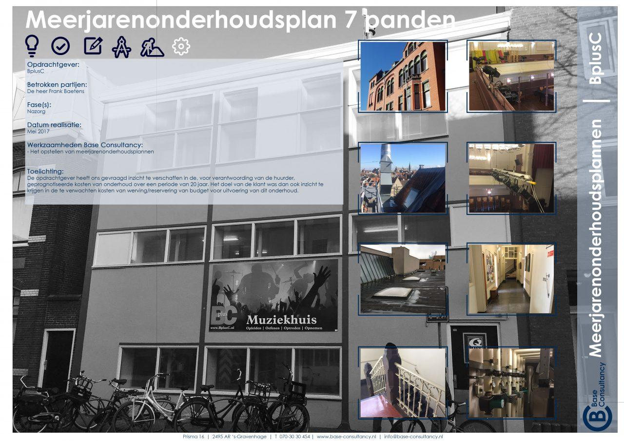 MJOP 7 panden BplusC Leiden